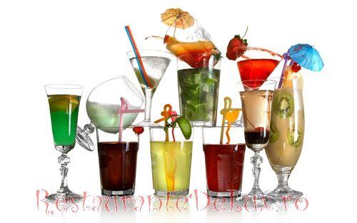 Ingrediente necesare pentru prepararea unui cocktail bun