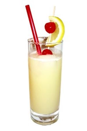 Cocktail Bahia cu mango