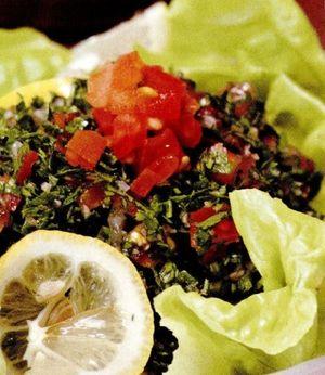 Salata simpla Tabouleh
