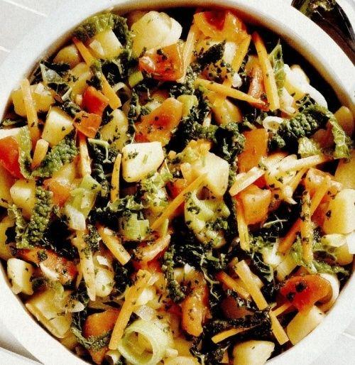 Reteta ghiveci de legume