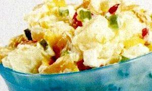 Salată orientală de pui