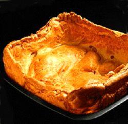 Budinca de carne de Yorkshir