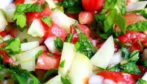 Gegic - salată turcească