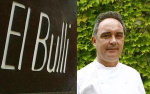 Cel mai scump restaurant din lume, El Bulli, se inchide pentru totdeauna