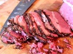Pastrama din carne de porc