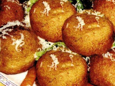 Gogosele de cartofi cu cascaval