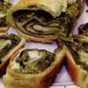 Reţete de post: Plăcintă cu spanac
