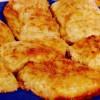 Plăcintele cu aluat din cartofi noi