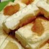 Prăjitură cu mere si budincă