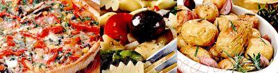 Ciuperci cu smantană si condimente