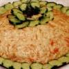 Salată de crudităţi cu maioneză