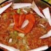 Salată de crudităţi cu maioneză de ţelină