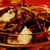 Salată de varză roşie cu bureţi