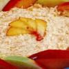 Cremă de brânză de vaci cu morcovi si mere