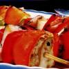 Frigarui la cuptor din peste marinat in vin