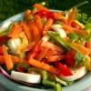 Ficaţei de pui cu legume