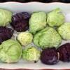 Salată de crudităţi cu fructe uscate