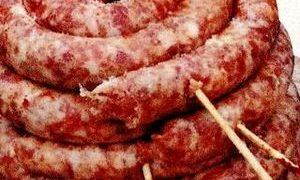 Carnati picanti de porc