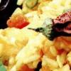 Orez cu ananas si creveti decorticati