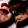 Ruladă de porc cu sos de zmeură