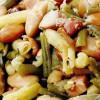 Salată de fasole verde si uscată