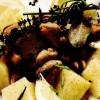 Salată de cartofi cu midii