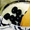 Tocanita de fasole boabe cu masline