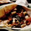 Tortilla cu legume si busuioc