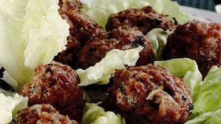 Chiftelute din carne