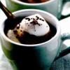 Cremă de capuccino cu friscă si cacao