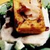 File de cod cu polenta