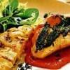 File de peşte cu sos de ardei