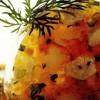 File de şalau in aspic cu legume