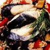 Inel din orez cu peşte