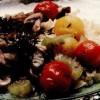 Mancare de orez cu legume