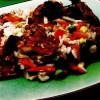 Pilaf de legume cu peşte