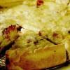 Plăcintă cu vinete si măsline