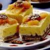 Prăjitură cu cremă de dovleac