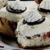 Prăjitură cu prune si cremă de vanilie