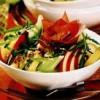 Salata de cartofi cu muschi de vita uscat