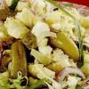 Salată de heringi afumaţi