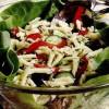 Salată de ton cu paste şi maioneză