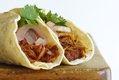Tacos cu carne tocata
