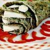 Clătite de spanac cu tofu