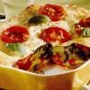 Lasagna de legume cu busuioc