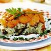 Musaca de morcovi cu orez