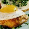 Pulpe de pui cu ou