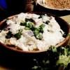 Salată de peşte marinat şi cartofi