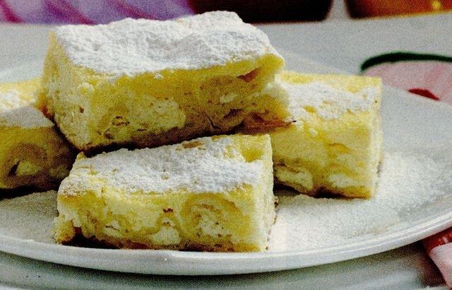 Kunafa: plăcintă cu brânză în stil libanez