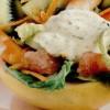 Salată Cezar cu creveţi